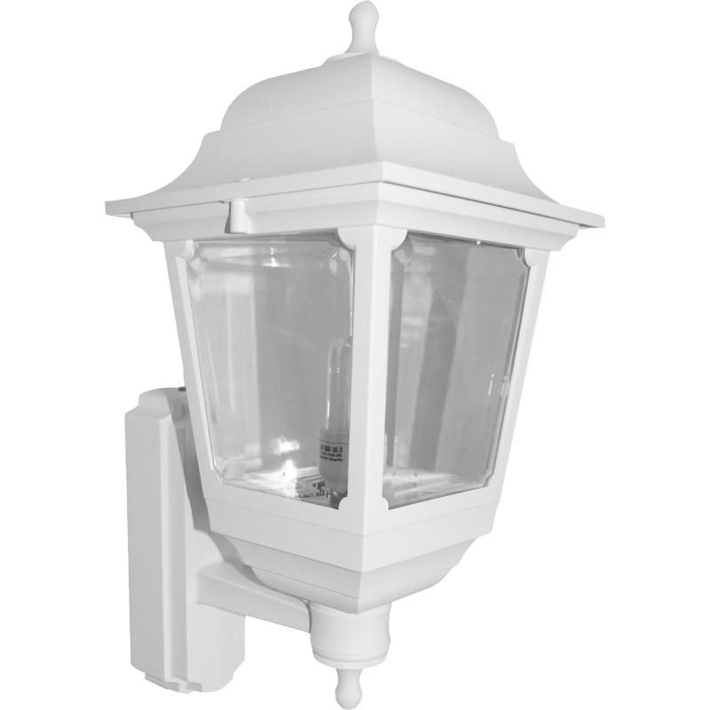 Asd Coach Pedestal Lantern: NEW ASD 4 Sided Coach Lantern 100W 100W BC White Each
