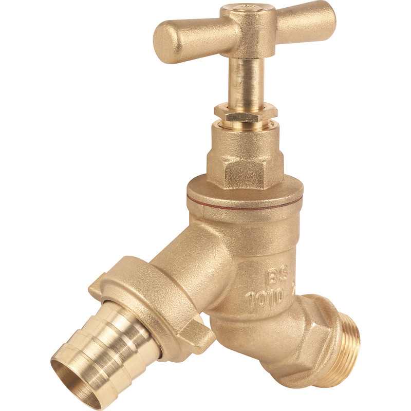 new plumbing hose union bib tap 3 4 ebay. Black Bedroom Furniture Sets. Home Design Ideas