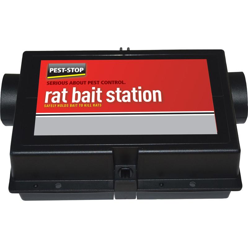 Pest-Stop Rat Bait Station