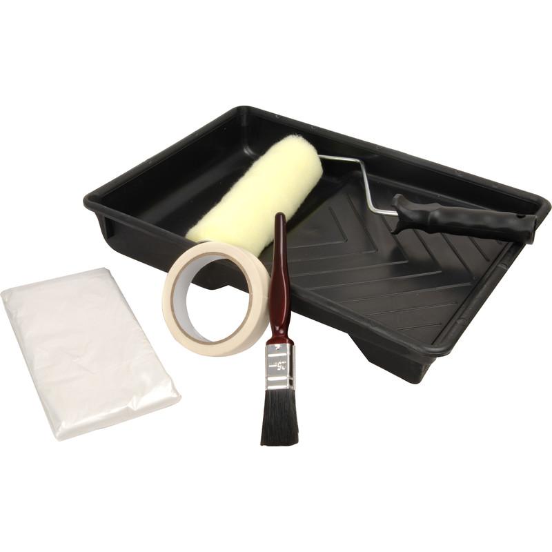 Paint Roller Kit 9 Toolstation