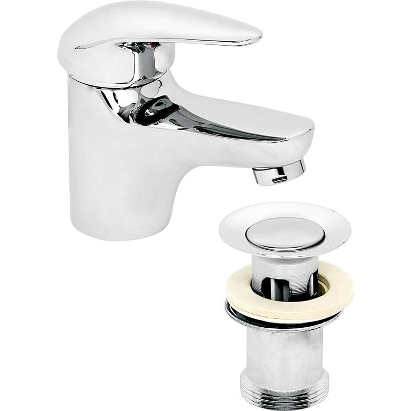 Bathroom Light Fittings Toolstation: Barra Basin Mixer Tap