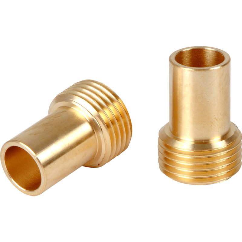 New tap tail adaptors mm quot plumbing water