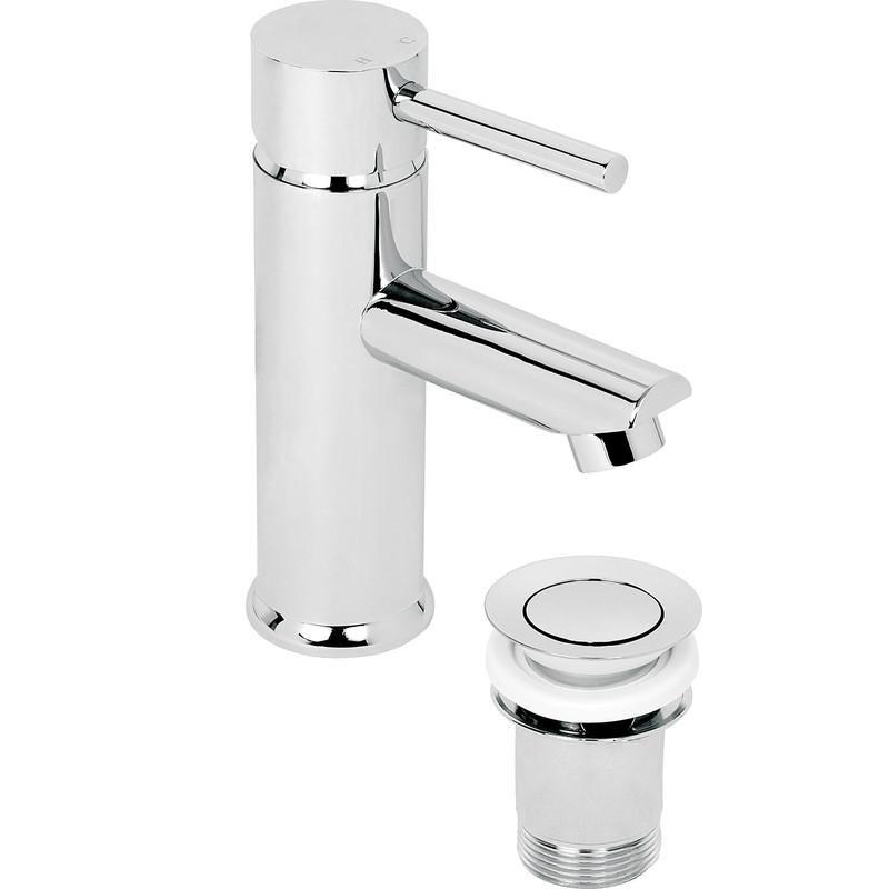 Bathroom Light Fittings Toolstation: Deva Insignia Mono Basin Mixer Tap