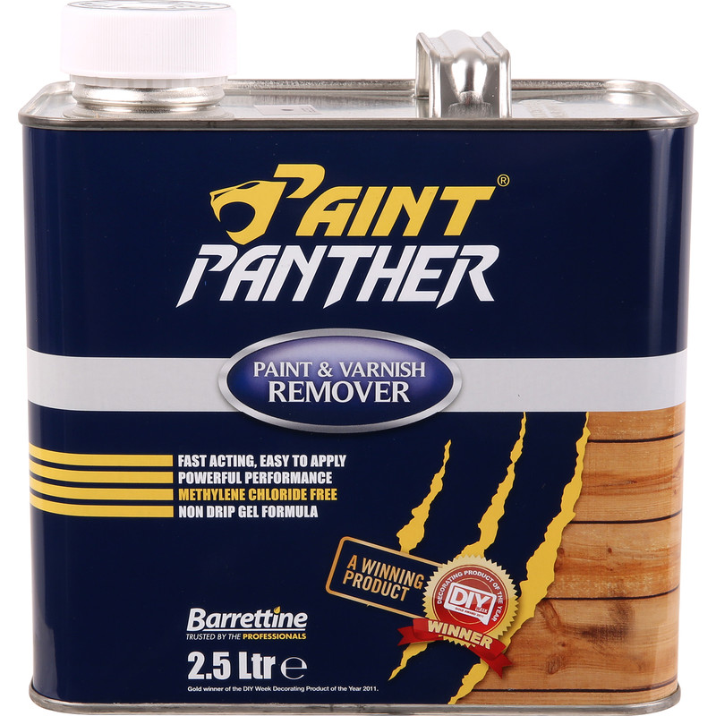 Paint Panther Paint Remover