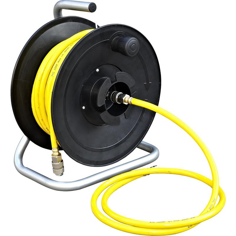 Sip major air hose reel m toolstation
