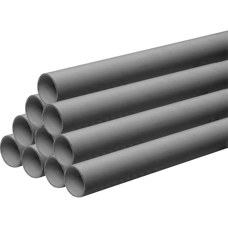 solvent weld waste pipe 30m 32mm x 3m grey toolstation. Black Bedroom Furniture Sets. Home Design Ideas