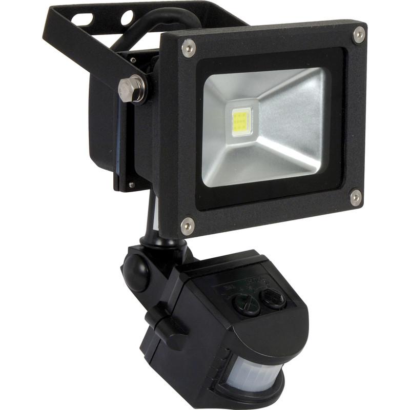 LED PIR Floodlight
