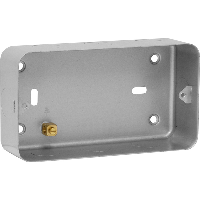 Wiring A Socket With Metal Back Box