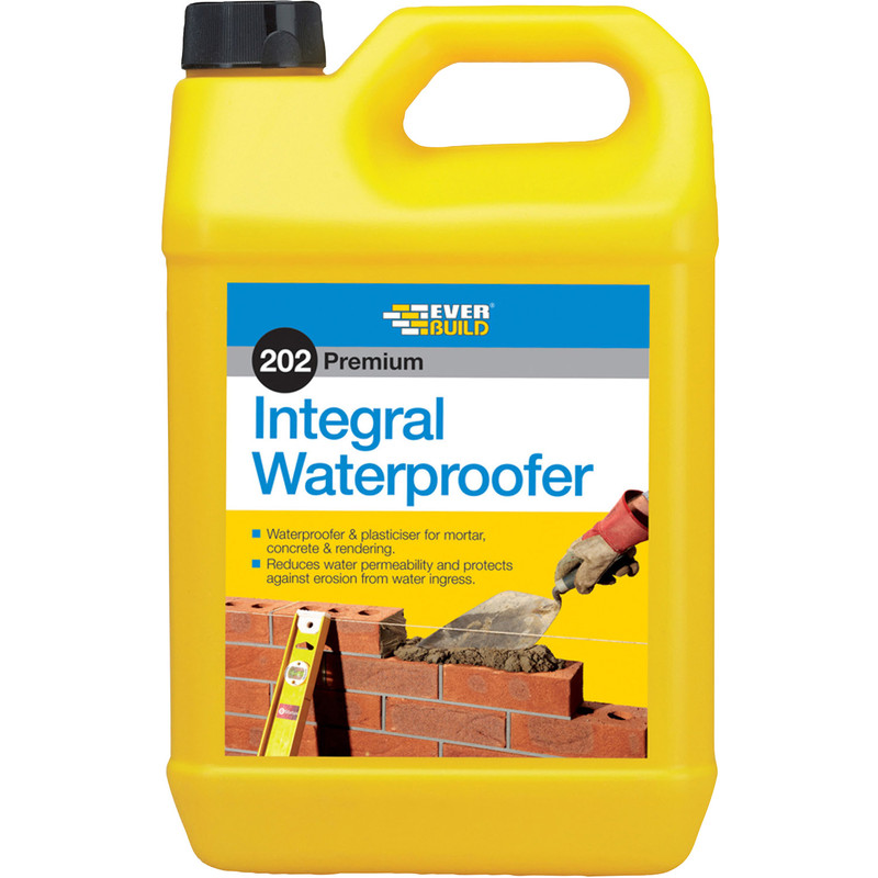 Integral Liquid Waterproofer 5l Toolstation