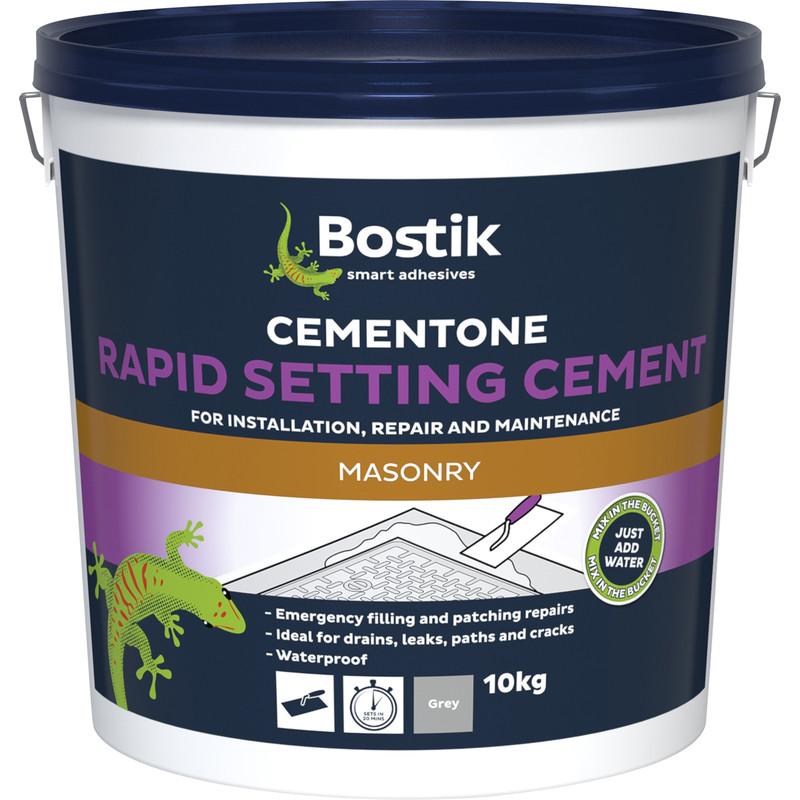 Rapid Set Concrete : Cementone rapid setting cement kg toolstation