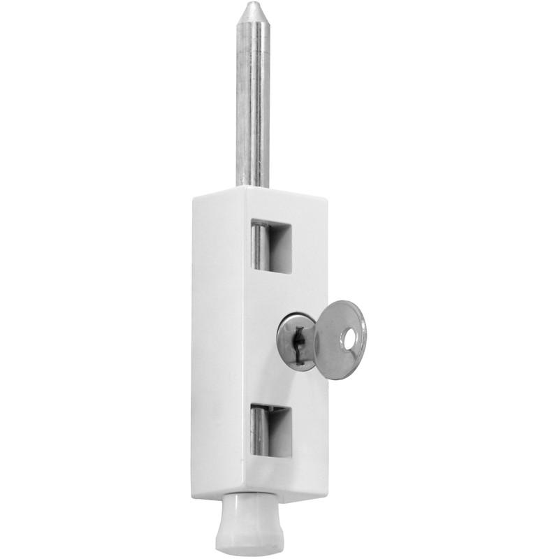 Sterling Multi Purpose Door Bolt White Toolstation