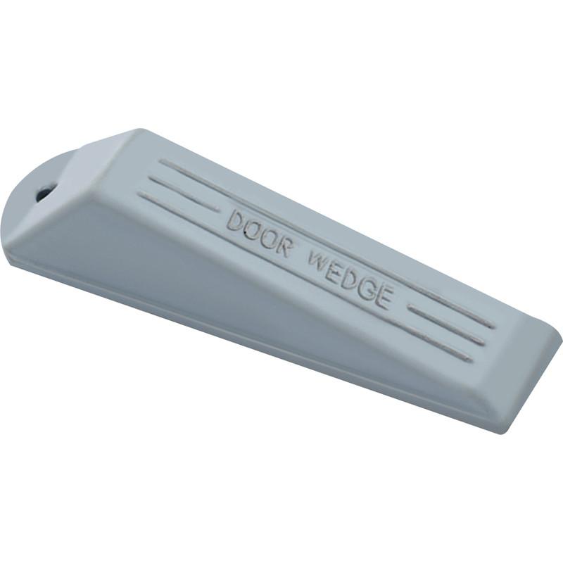 NEW 2 X Door Wedge Grey Rubber 5 Pack FreePost.UK