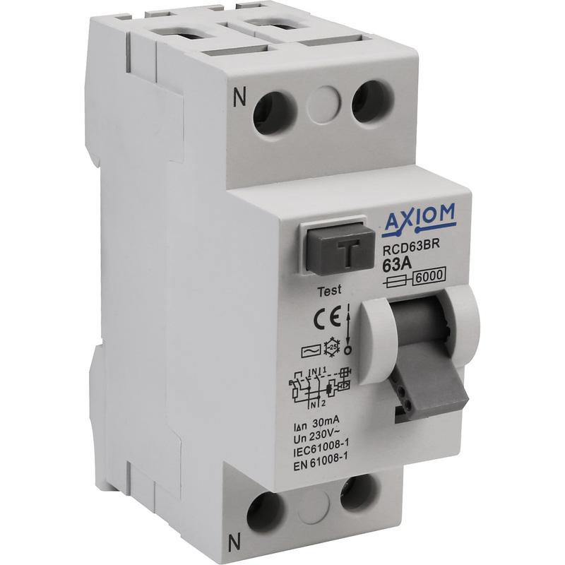 Rcd Fuse Box Price : Pole rcd ma a toolstation