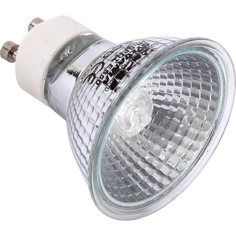 sylvania eco halogen lamp gu10 40w 25 325lm d toolstation. Black Bedroom Furniture Sets. Home Design Ideas