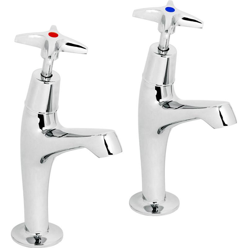 deva cross head kitchen sink taps toolstation. Black Bedroom Furniture Sets. Home Design Ideas