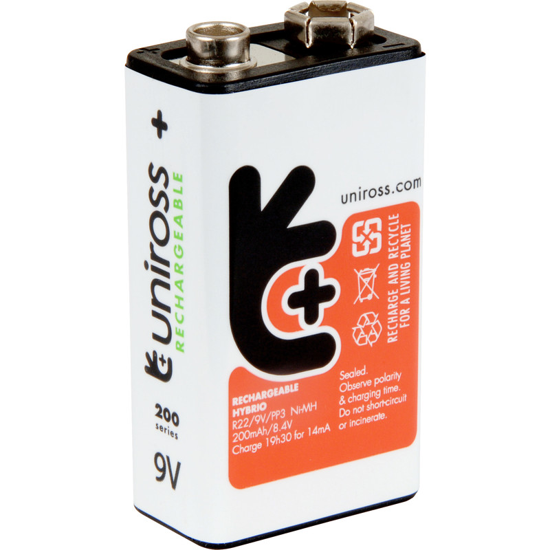 Rechargeable batteries how long to charge 5s