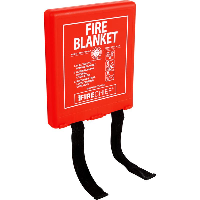 Fire Blanket 1 1m X 1 1m Toolstation